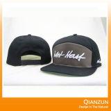 Cappelli rosso scuro di Snapback del ricamo con il vostro marchio
