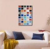 Peinture à l'huile décorative de connexion de couleur