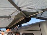 tenda fuori strada esterna di Foxwing del tetto dell'automobile 4WD per la tenda di campeggio dei camion