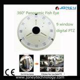 Угол просмотра 360 градусов IP-камера рыбий глаз