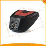 mini câmera escondida do carro 3.0inch com o carro duplo DVR da câmera do IEM de Gpd
