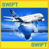 Envío de aire de Guangzhou, China a Helsinki, Finlandia, por el lado izquierdo (Lufthansa Cargo)