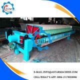 Utilisation dans les eaux usées assécher la machine en usine de papier