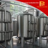 Compléter la machine de remplissage de bouteilles automatique de 3 in-1 Juice&Tea