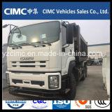 Nuovo autocarro con cassone ribaltabile pesante di Isuzu 10wheeler 400HP con 25 tonnellate