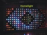 P18 panno di visione di colore completo LED, tenda per la barra del DJ di cerimonia nuziale della fase