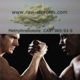 Usine fournissant Methyltrienolone cru pour l'évolution Methyltrenbolone de muscle