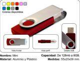 백색 색깔 회전대 USB 플래시 디스크 4G 8g 16g 32g 64G 128g Class6 고속 펜 드라이브