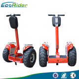 2016 Hot Sale Off Road Electric Chariot, 72V 8.8ah Scooter électrique à équilibrage automatique