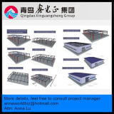 Светлая мастерская стальной структуры (SSW-80)