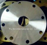 Bride d'acier de la plaque BS4504 40/3