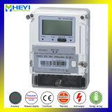 Corte automático pré-pagamento de energia monofásico Medidor de energia digital com o Smart Card
