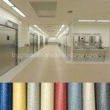 Factotyの直売の保証5yearsのプラスチック積層物PVCビニールのフロアーリング