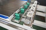 1325 diseño de madera de múltiples funciones de Automtaic 3D de los ejes de rotación multi que talla el ranurador 5D del CNC de la máquina con 4 dispositivos rotatorios
