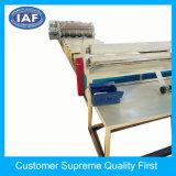 熱い販売PVC水証拠のマットの放出機械