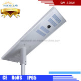Novo 80W Integrated All in One LED Solar Street Light