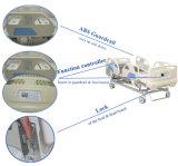 Больничная койка комнаты рентгеновского снимка имеющяяся электрическая ICU