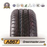 Neumático radial con buena calidad, fábrica del neumático del coche del alto rendimiento, surtidor del neumático