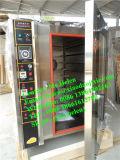 Forno elettrico di convezione del pane della macchina elettrica automatica di cottura