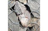 Schwerer sechseckiger Maschendraht für Steinwände