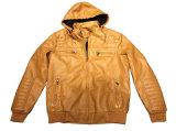 PU Hombres chaqueta con precio competitivo