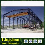 Rapide installer l'entrepôt de bâti d'acier de construction à vendre