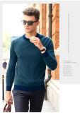 人のカシミヤ織のセーターの円形の首16brdm008-2