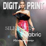 Цифровой Печати Атласная ткань