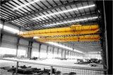 유럽 디자인 세륨 표준 브리지 기중기 두 배 대들보 광속 브리지 천장 기중기