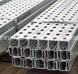 Uso galvanizzato di U-Steel/C-Steel per il supporto fotovoltaico