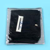 Eingebrannte Qualität gedruckte mit Reißverschluss Plastiktaschen für Kleidung (FLZ-9223)