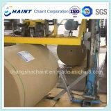 Handhabung und Strapping System mit Umreifungsmaschine