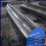 Barra rotonda d'acciaio forgiata calda, sopportante barra d'acciaio