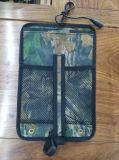 paquete solar del bolso del cargador del plegamiento plegable eléctrico del libro del iPad del teléfono móvil 6W