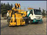 HOWO販売のための40トンの回復道の牽引のレッカー車