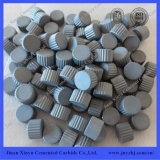 채광 사용 Yg8 텅스텐 탄화물 Flattop 단추