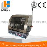 Scherpe Machine van het Specimen van de Diameter van sq-60 60mm de Hand Metallographic