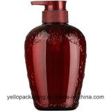 Kundenspezifische Plastikflasche für Haar-Shampoo-verpackenflasche