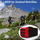 高容量の野外活動のための太陽携帯用パワー・パック