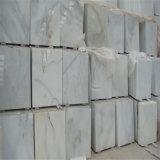 ロビーのためのCalacattaの白い大理石のWaterjet床