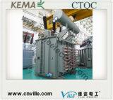transformador del horno de arco de 3mva 10kv