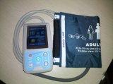 Monitor da pressão sanguínea/medidor ambulatórios Abpm