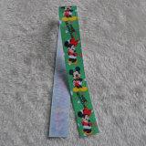 Étiquettes riches en ruban de satin coloré pour les accessoires artisanaux cadeaux