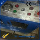 """中国製2 """"油圧ホースのひだが付く機械"""