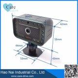 Systeem van het Alarm van de Moeheid van de Bestuurder van het Apparaat van Guangzhou het Slimme die met GPS Systeem wordt geïntegreerdd