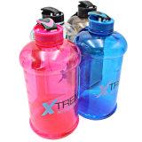 2017 BPA por atacado livram a garrafa de água plástica grande do Dumbbell de PETG