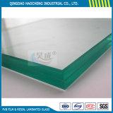 Vidrio laminado PVB de la seguridad transparente de la película del precio de fábrica