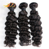 i capelli 7A impacchettano i capelli umani di Remy del Virgin brasiliano profondo dell'onda