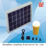 Mini Protable générateur solaire pour la maison 1,2 W/3,7 V