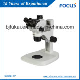 Microscopio estéreo confiable de la calidad 0.68X-4.7X Digitaces para la microscopia de Traing